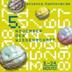 Fünfter November der Wissenschaft 2016