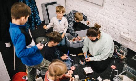 FORSCHERBOX. MINT Lernwerkstatt für Mädchen und Jungen